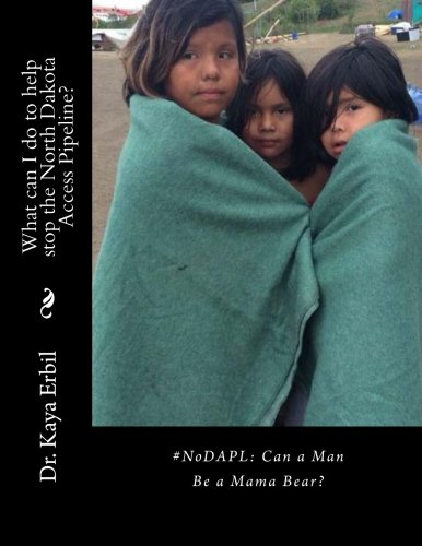 Nodapl  Can A Man Be A Mama Bear   What Can I Do To Help Stop The North Dakota Access Pipeline