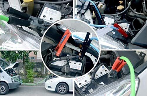 QXXZ Autobatterie Notfall Batterie Kabel Auto Fahrt Firewire Kabel ...