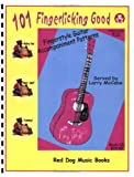 101 Fingerlicking Good Fingerstyle Guitar Accompaniment Patterns, Larry McCabe, 1934777137
