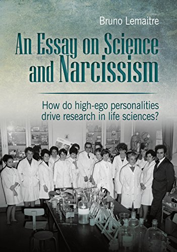 an essay on science and narcissism how do highego personalities  an essay on science and narcissism how do highego personalities drive  research in
