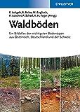 Waldböden: Ein Bildatlas der wichtigsten Bodentypen aus Österreich, Deutschland und der Schweiz