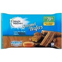 Weight Watchers Caramel Wafers 5 x 18.4g