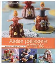 Atelier pâtisserie enfants par Tania Zaoui