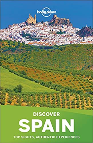 afb2617841 Lonely Planet Discover Spain (Travel Guide)  Lonely Planet