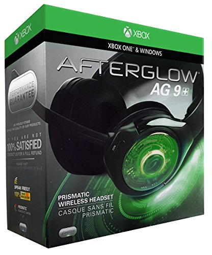 PDP Afterglow Wireless Headset Xbox One