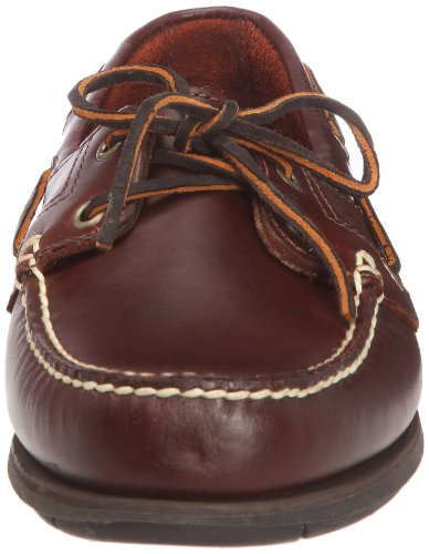 Marron Timberland eye marron Classic Foncé Chaussures Smooth Homme Bateau Rootbeer 2 4w4qYr1