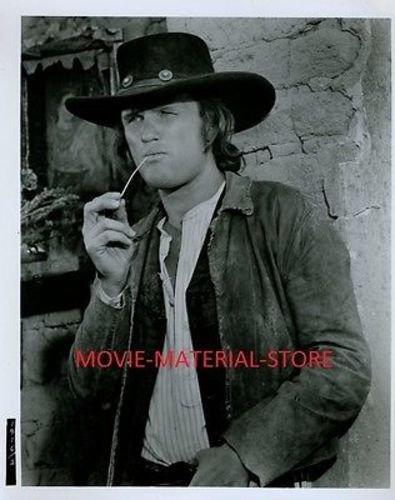 """Kris Kristofferson Pat Garrett & Billy The Kid Original 8x10"""" Photo #K6462"""
