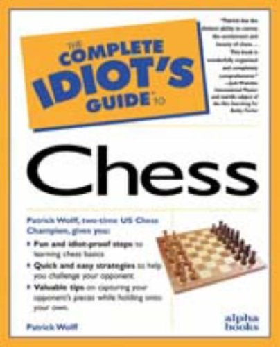 Cig: Chess (Complete Idiot's Guide to) by Murray Fisher (1998-01-06) (Best Selling E Cig Uk)