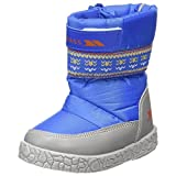 Trespass Toddlers Boys Alfred Winter Snow Boots (6 Toddler US) (Bright Blue)