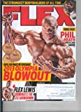 Flex Magazine December 2013/ 2013 Olympic Blowout Issue