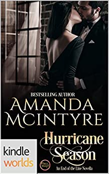 Hell Yeah!: Hurricane Season (Kindle Worlds Novella) by [McIntyre, Amanda]