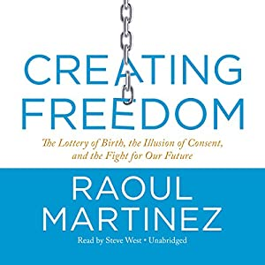 Creating Freedom Audiobook