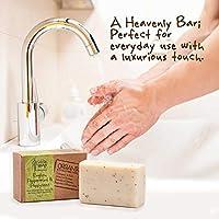 Organic Unperfumed Bar Jabón para la piel sensible (con) 110 G de ...