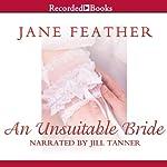 An Unsuitable Bride: Blackwater Brides, Book 3 | Jane Feather
