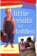 Little Visits for Toddlers Paperback