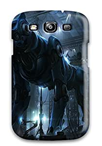 High Quality Shock Absorbing Case For Galaxy S3-robot