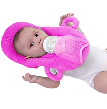 Flower Baby Portable Detachable Feeding Pillows Self-Feeding Support Baby Cushion Pillow