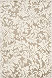 Safavieh Amherst Collection AMT425S Wheat and Beige Indoor/Outdoor Area Rug (6′ x 9′) Review