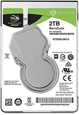 2TB Laptop HDD SATA 6Gb//s 128MB Cache 2.5-Inch Internal Hard Drive