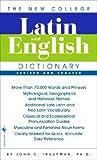 The Bantam New College Latin & English Dictionary (English and Latin Edition) (2007-05-01)