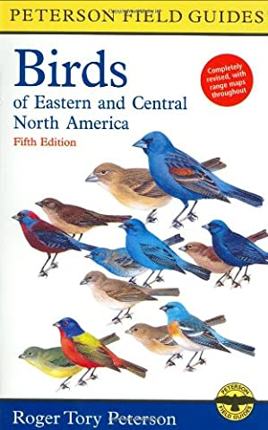 A Peterson Field Guide to the Birds of Eastern and Central North America (Peterson Field Guides) (Earth To Earth Swamp Thing)