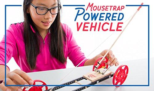 TeacherGeek Mousetrap Powered Vehicle STEM | STEAM Activity Kit by TeacherGeek (Image #2)