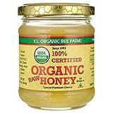 100% Certified Organic Raw Honey 8 Ounce (226 Grams) Paste