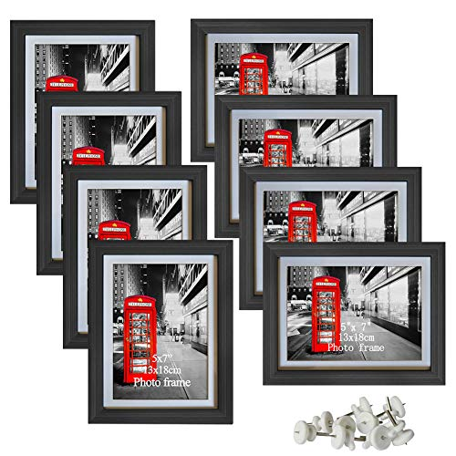 cheap black 5x7 picture frames - 9