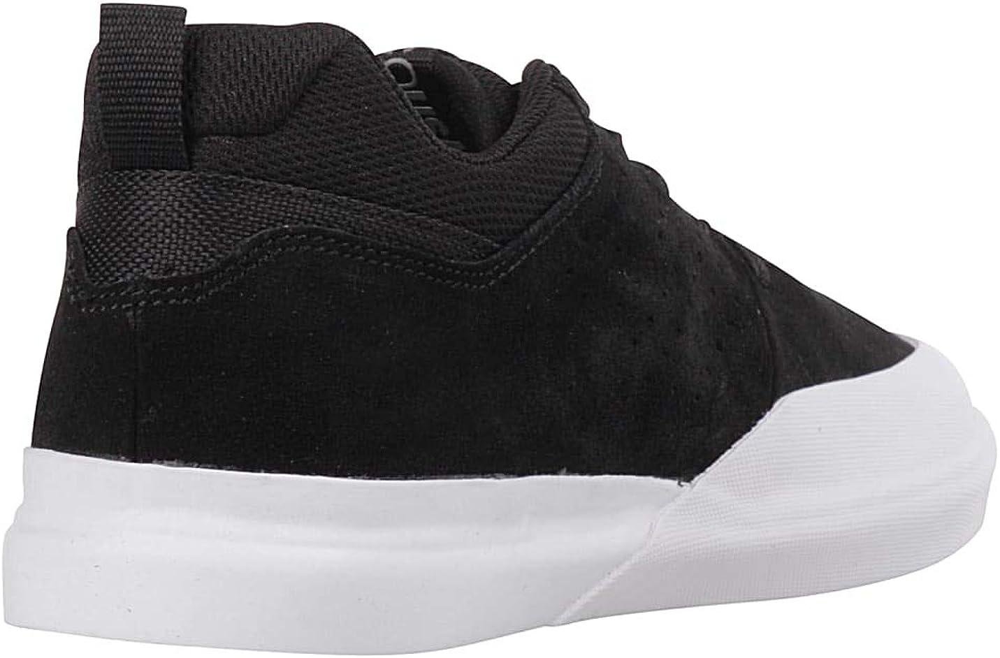 Black Skate Shoes Men EU 46 DC Shoes Infinite S Skate Shoes for Men