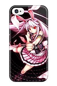 All Green Corp's Shop New Style 4528588K710054795 women tails touhous animal ears Anime Pop Culture Hard Plastic iPhone 4/4s cases