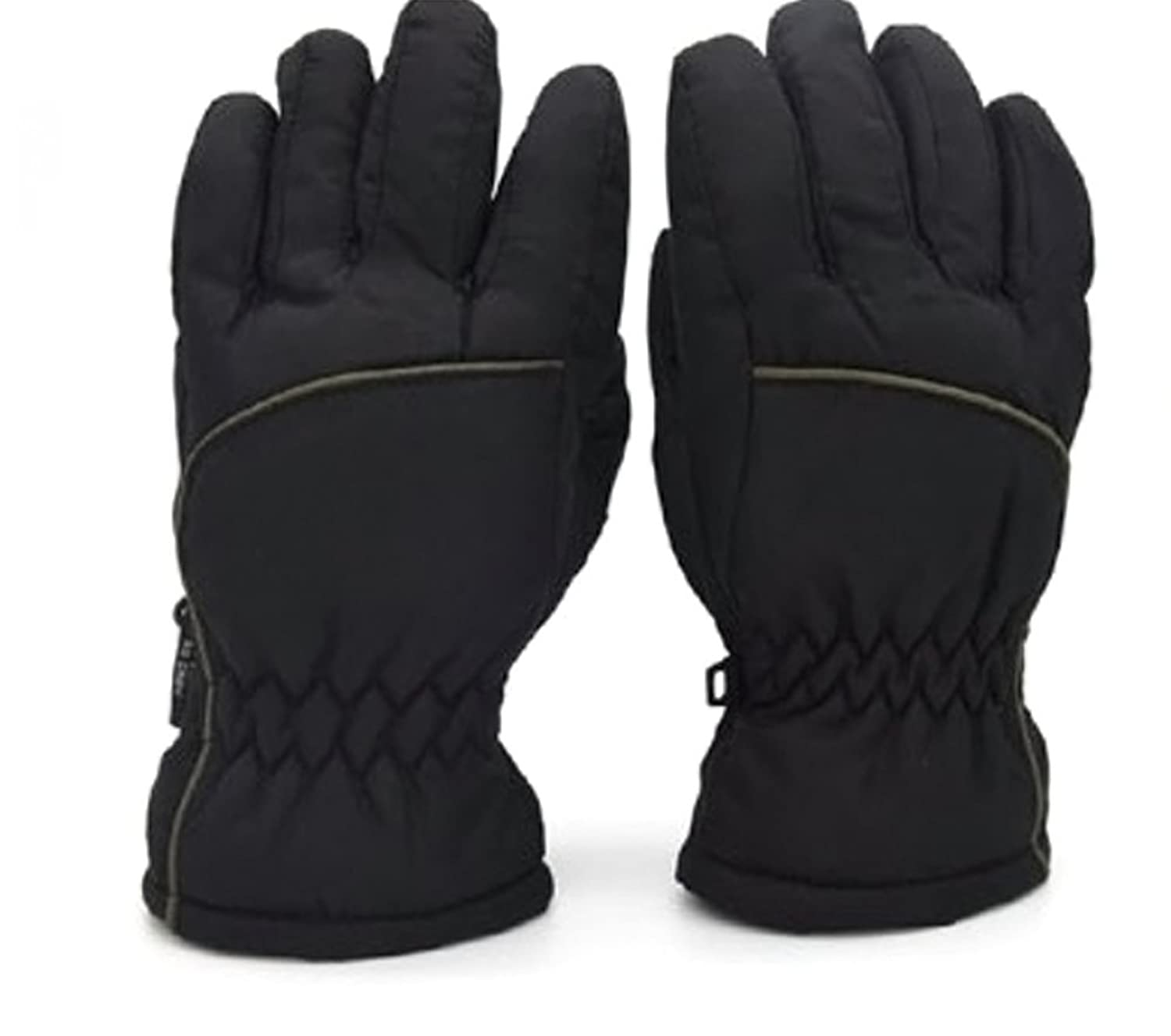 discount Kids Waterproof 3M Thinsulate Ski Gloves with Anti-slip Palm Age 4 - 12+ on sale