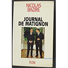 Journal de matignon
