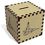 Azeeda 'Lighthouse' Money Box / Piggy Bank (MB00069787)