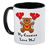 Best CafePress Cousins Onesies - CafePress - My Cousins Love Me! Mug Review