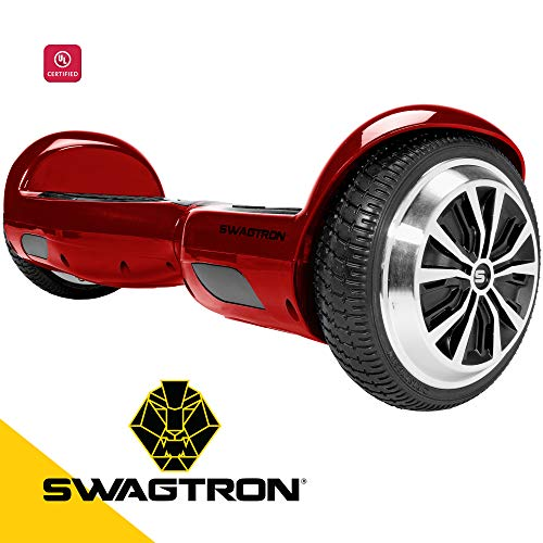 Swagtron Swagboard Pro T1 UL 2272 Certified Hoverboard Electric Self-Balancing Scooter - Your Swag Personal Transporter Awaits You -  88570_6
