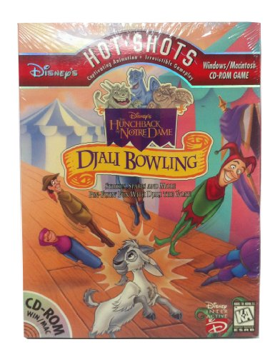 Disneys Hot Shots: Djali Bowling