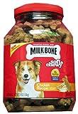 Milk-Bone Soft and Chewy Chicken Recipe Treats (37 oz), My Pet Supplies