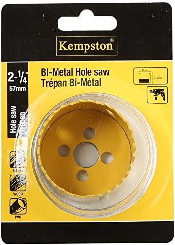 2-1//8 KEMPSTON 88010 Kempston Bi-Metal Hole Saw