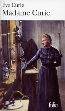 Madame Curie par Curie