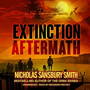Extinction Aftermath Audiobook