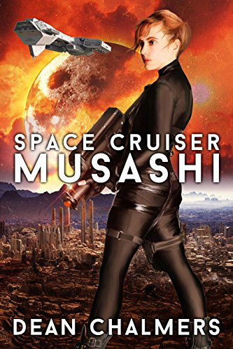 Space Cruiser Musashi by [Chalmers, Dean]