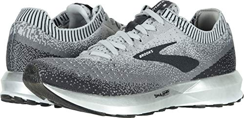 Brooks Women's Levitate 2 Grey/Ebony/White 8 B US