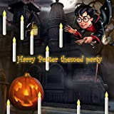 Harry Potter Floating Flameless Timer LED