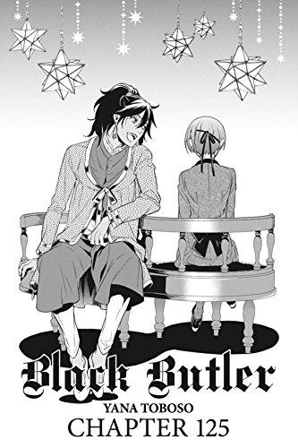 black butler chapter 125 black butler serial by toboso yana - Black Butler Christmas