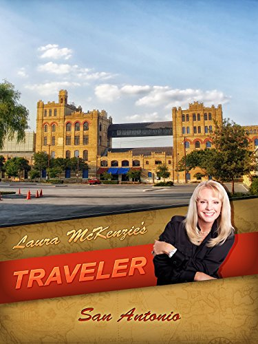 Laura McKenzie's Traveler - San Antonio (Sites Antonio San)