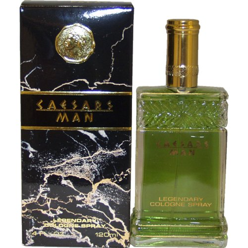 (Caesars by Caesars for Men - 4 Ounce COLOGNE)