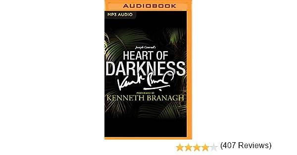 heart of darkness audiobook kenneth branagh