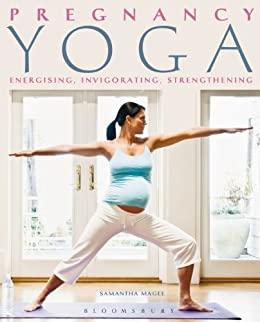 Pregnancy Yoga - Kindle edition by Samantha Magee. Health ...
