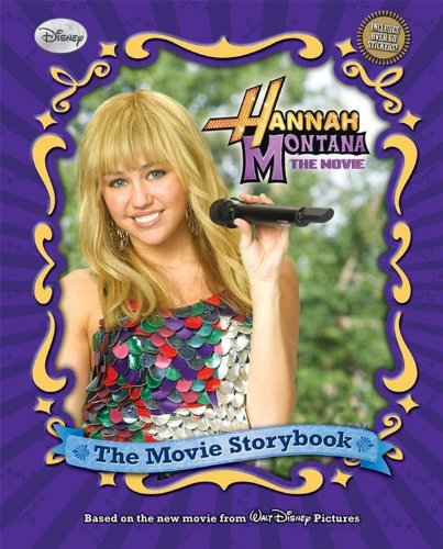 Hannah Montana: The Movie Storybook