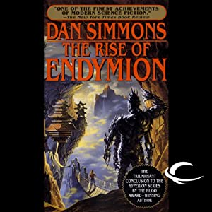 The Rise of Endymion Audiobook